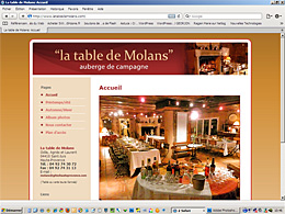 La Table de Molans