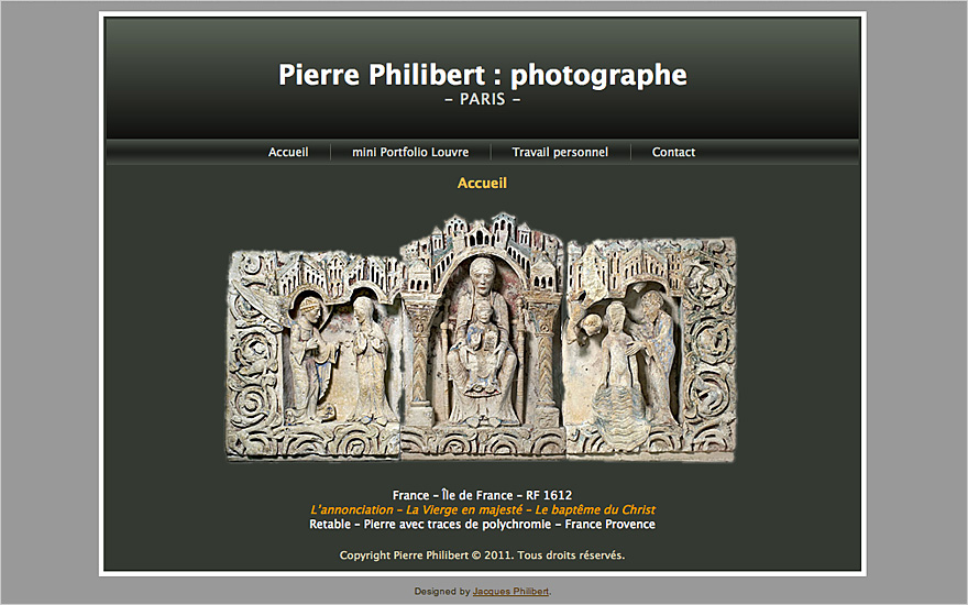 Pierre Philibert - Photographe